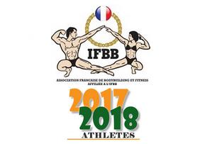 Licence 2017 2018 athletes