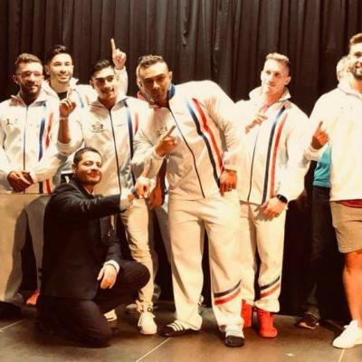 Equipe de France Monde senior 2017 (2)