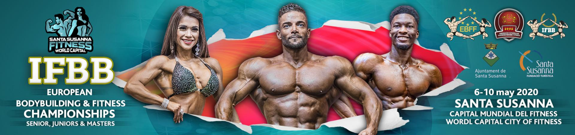 European championships 2020 banner