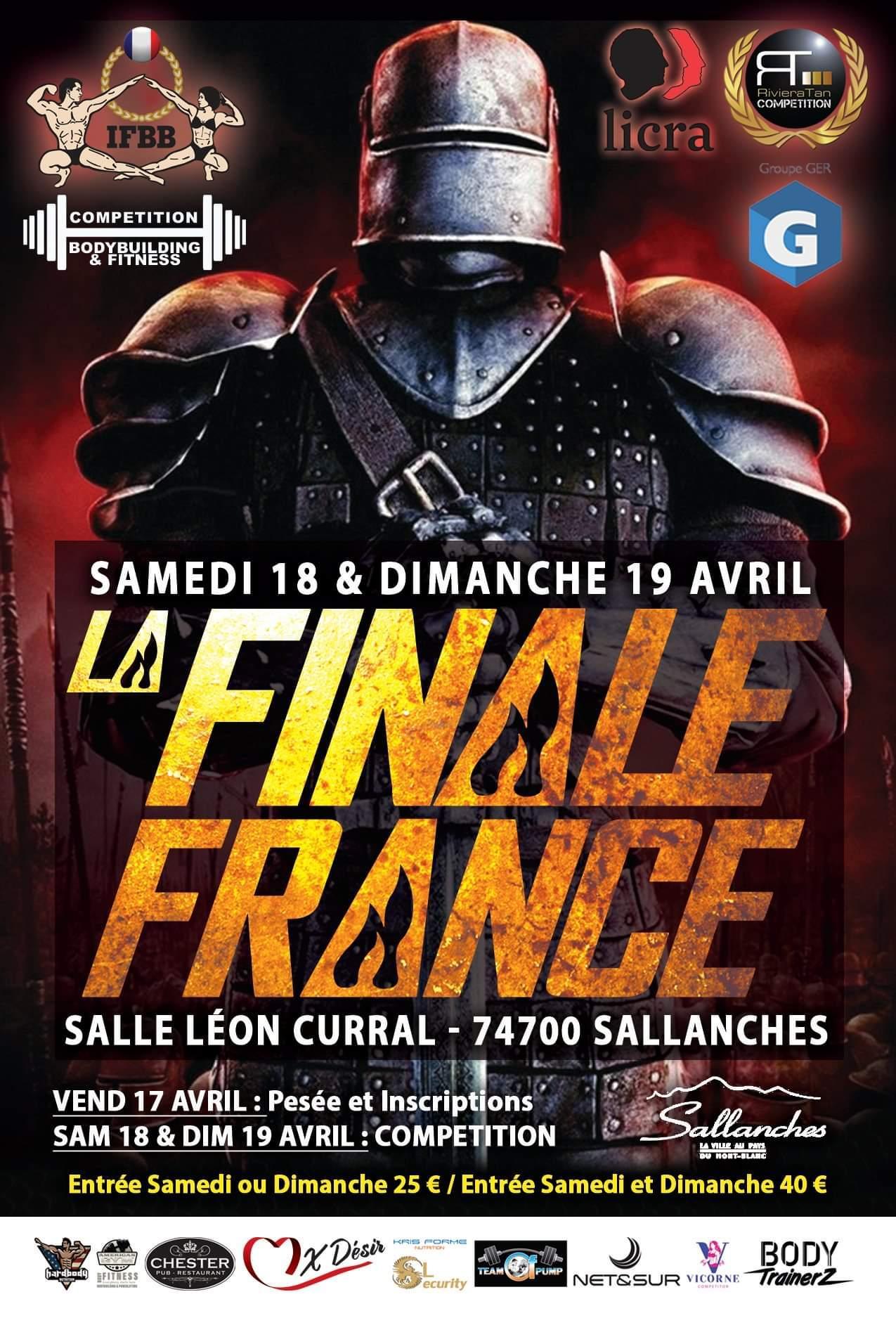 Finale france 2020