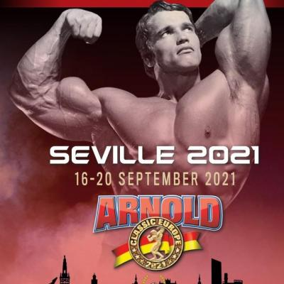 Arnold Classic saison 2021-2022
